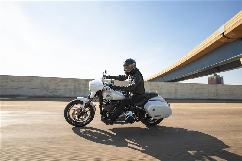 2021 Harley-Davidson Cruiser FLSB Sport Glide at Bumpus H-D of Collierville