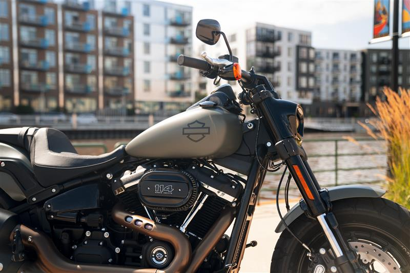 2021 Harley-Davidson Cruiser FXFBS Fat Bob 114 at Thunder Road Harley-Davidson