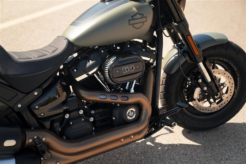 2021 Harley-Davidson Cruiser Fat Bob 114 at Hot Rod Harley-Davidson
