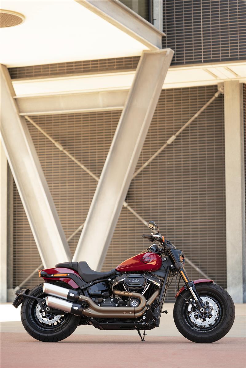 2021 Harley-Davidson Cruiser Fat Bob 114 at Gasoline Alley Harley-Davidson (Red Deer)