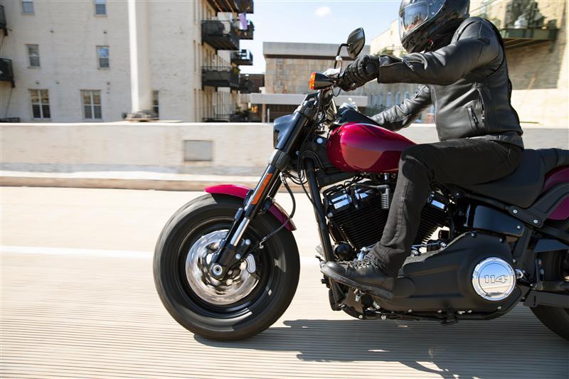 2021 Harley-Davidson Cruiser Fat Bob 114 at Harley-Davidson of Dothan