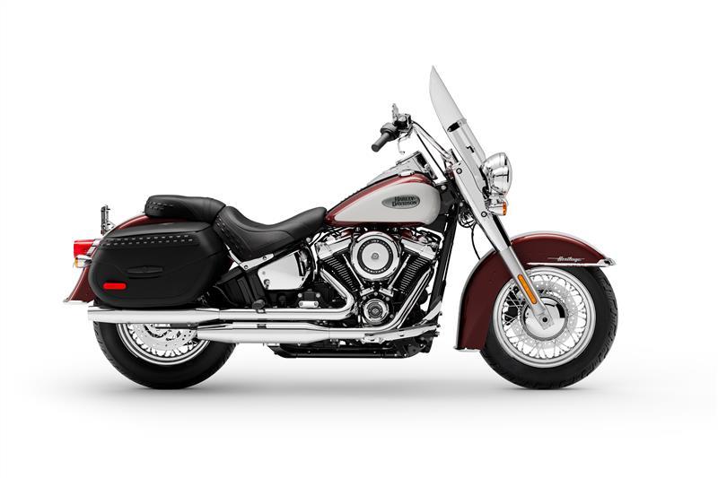 2021 Harley-Davidson Touring Heritage Classic at Destination Harley-Davidson®, Tacoma, WA 98424