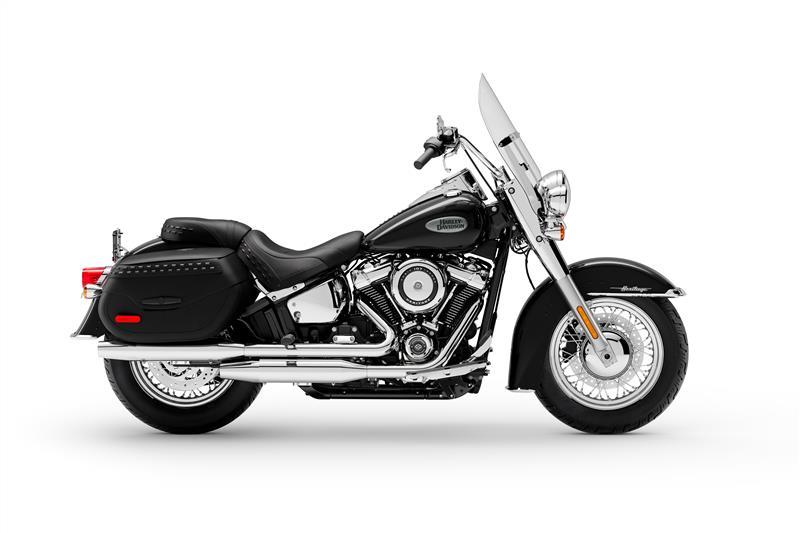 Heritage Classic at Arsenal Harley-Davidson