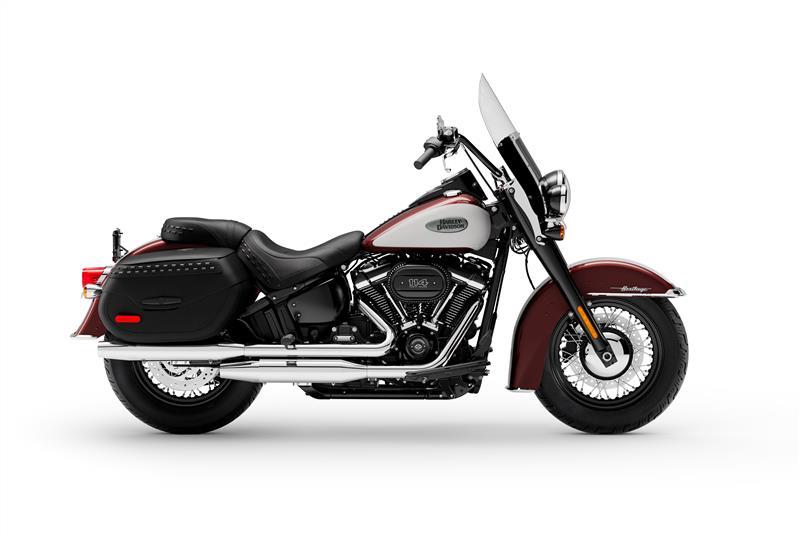 2021 Harley-Davidson Touring FLHCS Heritage Classic 114 at Destination Harley-Davidson®, Tacoma, WA 98424