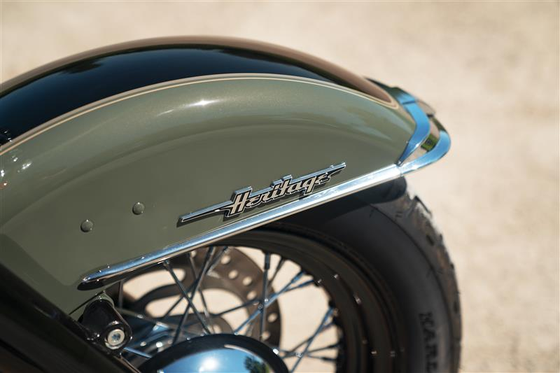 2021 Harley-Davidson Touring Heritage Classic 114 at Gasoline Alley Harley-Davidson (Red Deer)