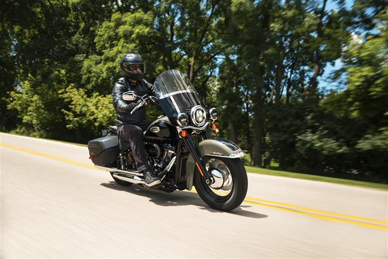2021 Harley-Davidson Touring FLHCS Heritage Classic 114 at Bumpus H-D of Collierville