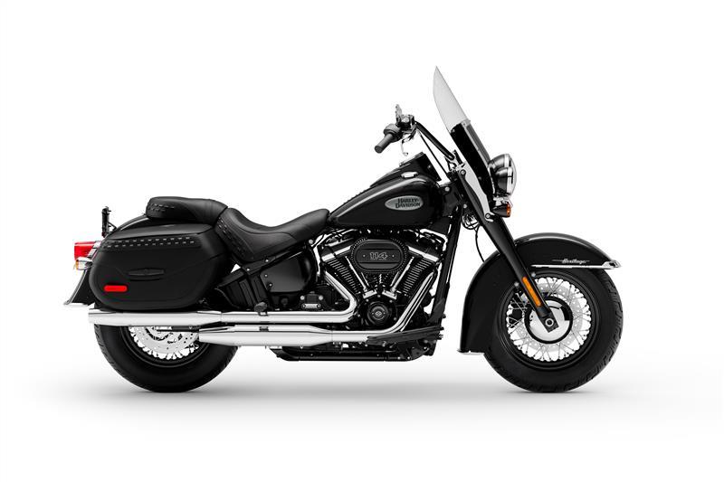 Heritage Classic 114 at Gasoline Alley Harley-Davidson (Red Deer)