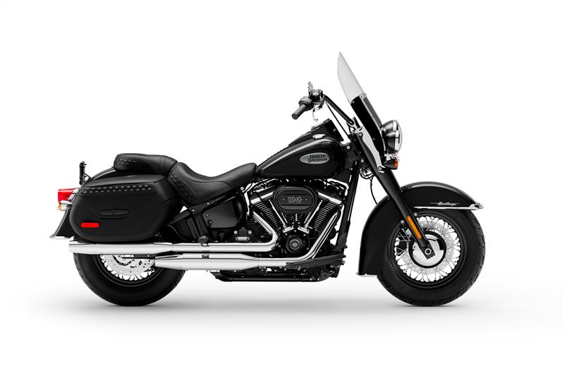 Heritage Classic 114 at Vandervest Harley-Davidson, Green Bay, WI 54303