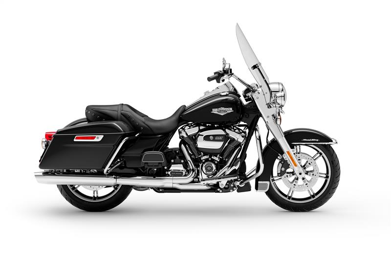 Road King at Zips 45th Parallel Harley-Davidson