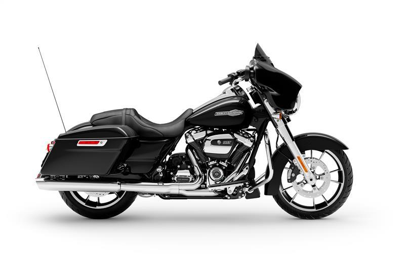 Street Glide at Deluxe Harley Davidson