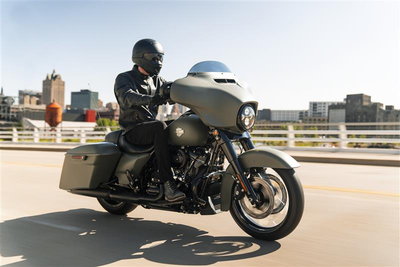 2021 Harley-Davidson Touring Street Glide Special at Harley-Davidson of Madison
