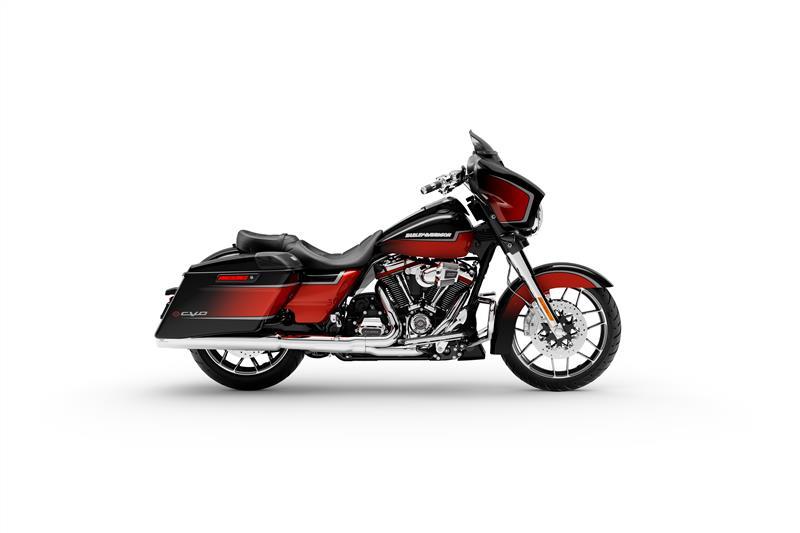 CVO Street Glide at Gasoline Alley Harley-Davidson (Red Deer)