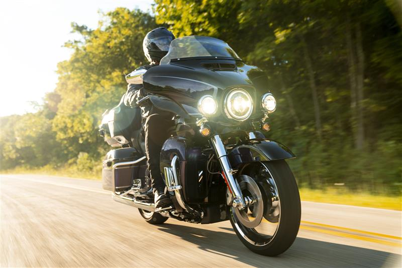 2021 Harley-Davidson Touring CVO Limited at Iron Hill Harley-Davidson