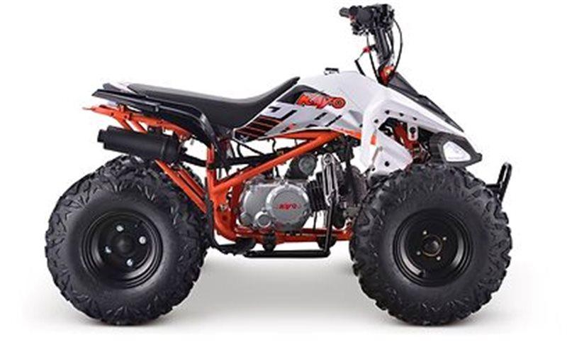 2021 Kayo PREDATOR 125 125 at Bay Cycle Sales