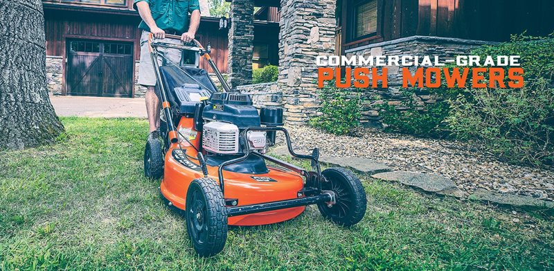 Push Mower at Polaris of Ruston