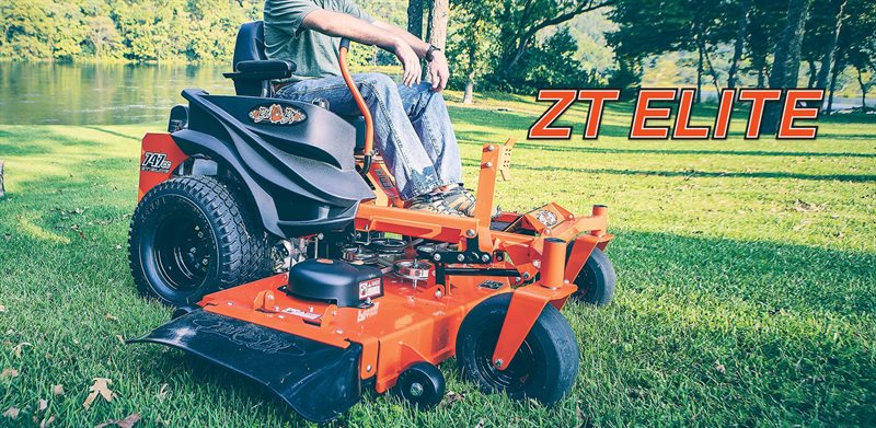 2021 Bad Boy Mowers ZT Elite ZT Elite at Harsh Outdoors, Eaton, CO 80615