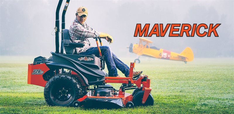 2021 Bad Boy Mowers Maverick Maverick at Harsh Outdoors, Eaton, CO 80615