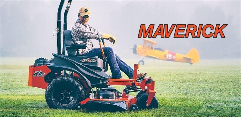 2021 Bad Boy Mowers Maverick Maverick at Harsh Outdoors, Eaton, CO 80615