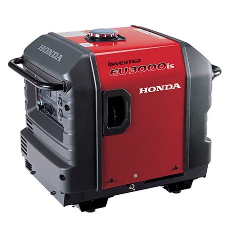 2021 Honda Generators EU3000iS at Kent Motorsports, New Braunfels, TX 78130