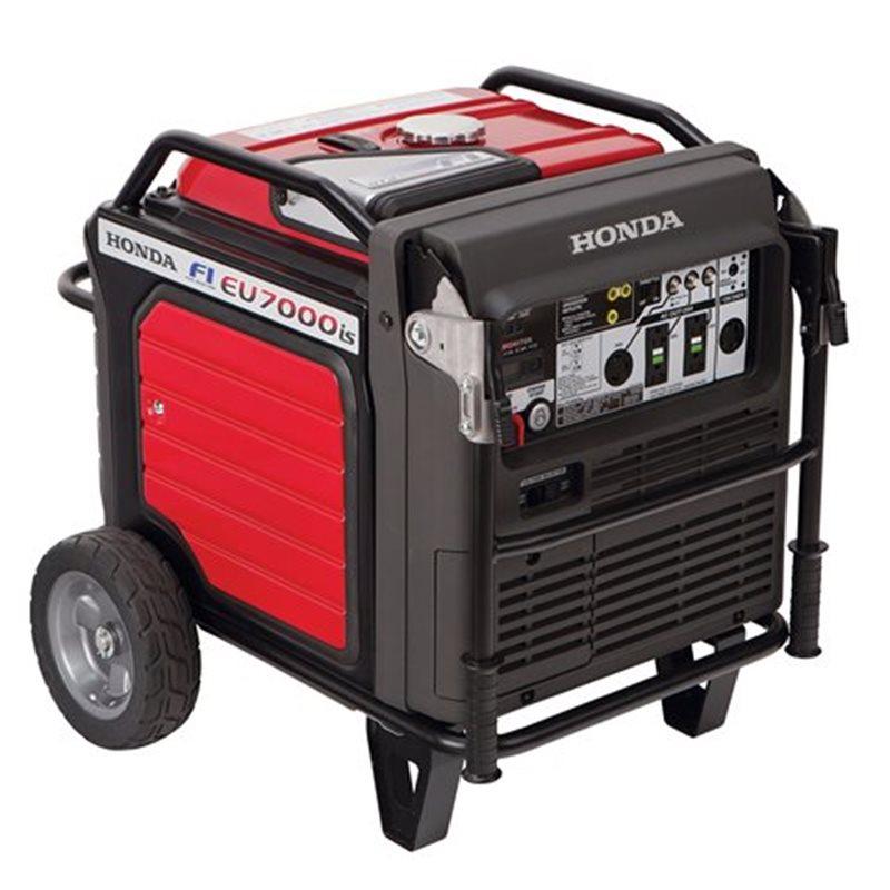 2021 Honda Generators EU7000iS at Kent Motorsports, New Braunfels, TX 78130