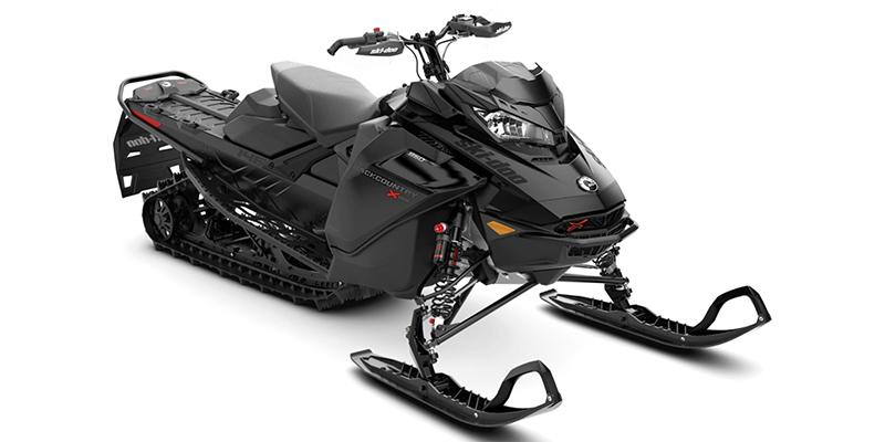 2022 Ski-Doo Backcountry™ X-RS® 146 850 E-TEC PowderMax 2.0