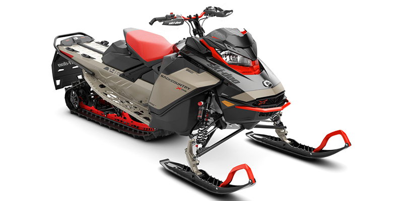 Backcountry™ X-RS® 154 850 E-TEC PowderMax 2.0