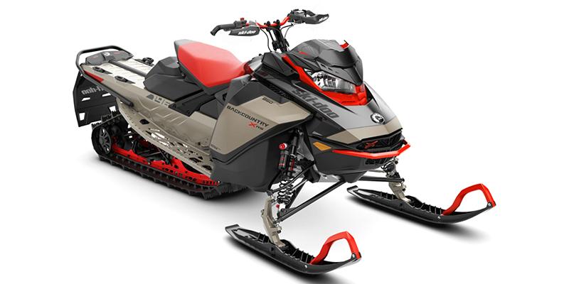 2022 Ski-Doo Backcountry™ X-RS® 154 850 E-TEC PowderMax 2.5