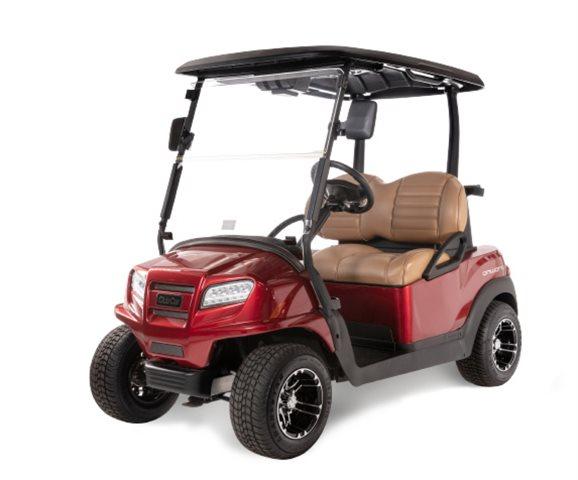 2 Passenger Hp Lithium at Bulldog Golf Cars