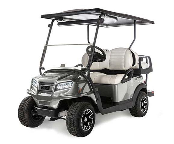 4 Passenger Electric at Bulldog Golf Cars