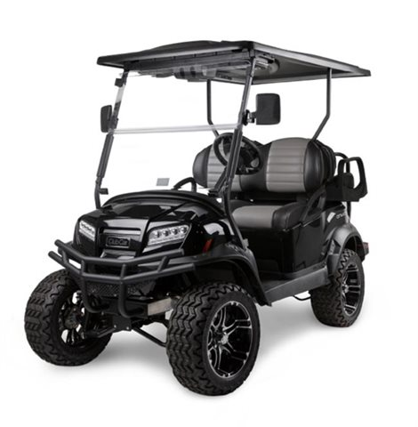 4 Passenger - Lifted - Hp at Bulldog Golf Cars