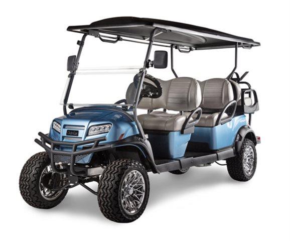 6 Passenger - Lifted - Hp Electric at Bulldog Golf Cars