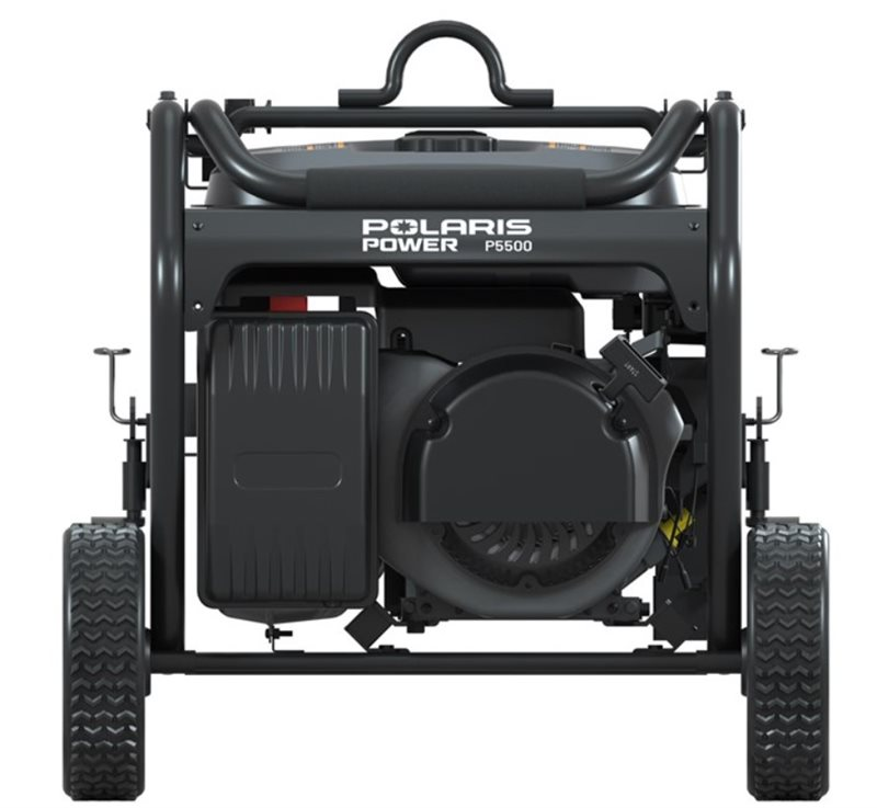 P5500 Power Portable Open Frame Generator at Friendly Powersports Slidell