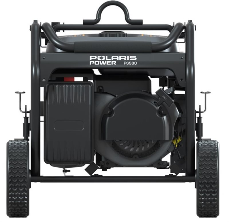 P6500 Power Open Frame Generator at Clawson Motorsports