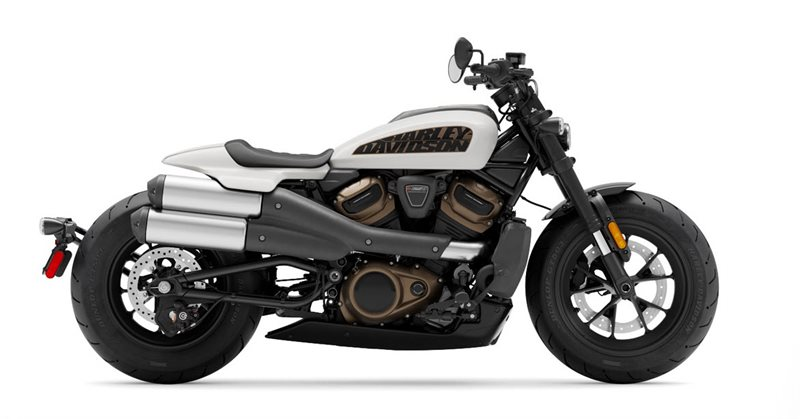 Sportster S at Visalia Harley-Davidson