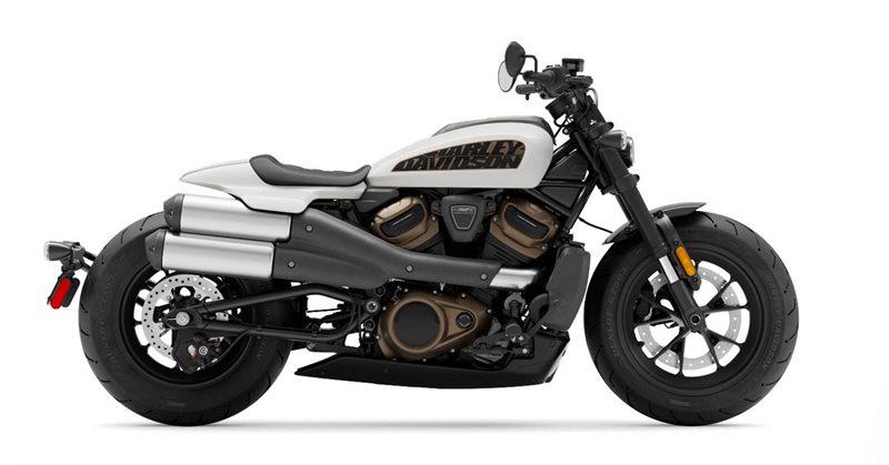 Sportster S at Mike Bruno's Northshore Harley-Davidson