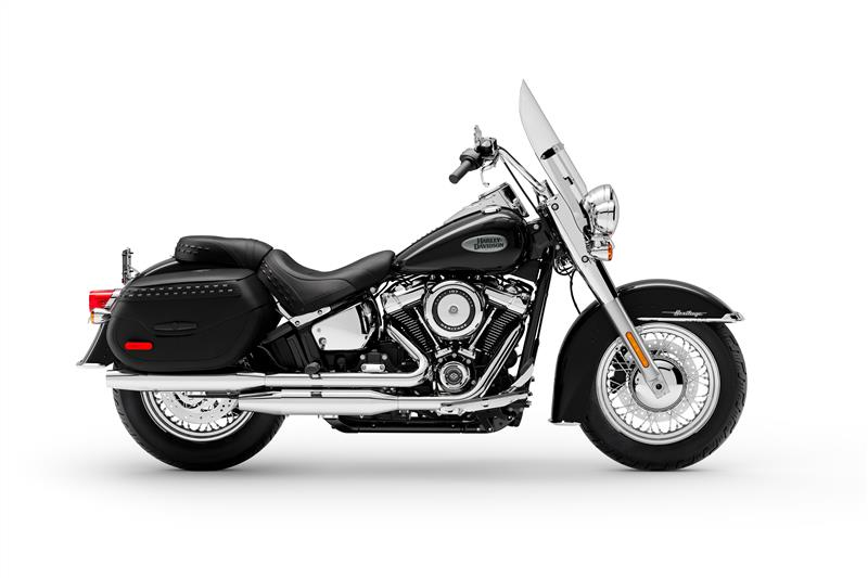 Heritage Classic S at Zips 45th Parallel Harley-Davidson