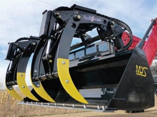 Iron Eagle Quadra-Grip Grapple at Keating Tractor
