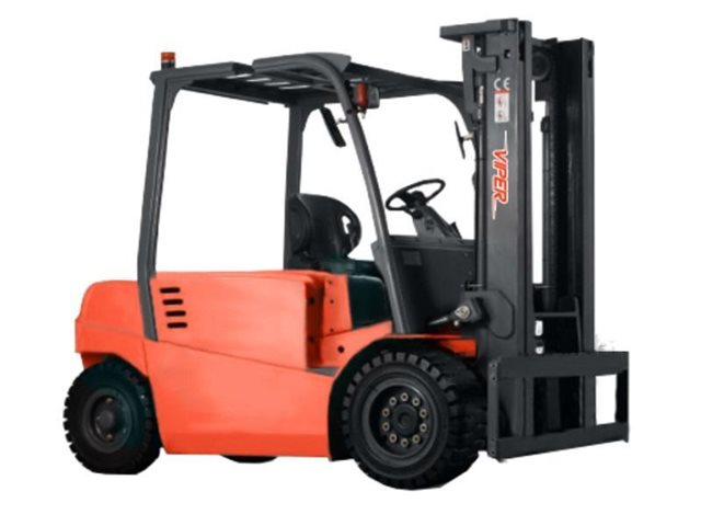 2021 Viper Lift Trucks 4 Wheel Electric Forklifts FB45 at Keating Tractor