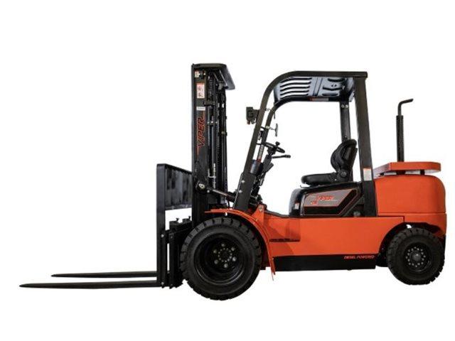 2021 Viper Lift Trucks Internal Combustion Pneumatic Diesel FD45 at Keating Tractor