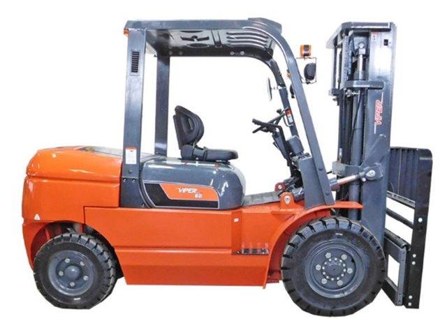 2021 Viper Lift Trucks Internal Combustion Pneumatic Diesel FD50S at Keating Tractor