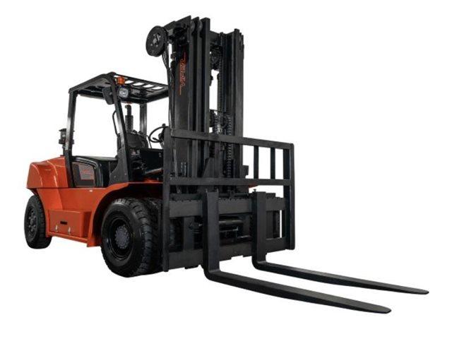 2021 Viper Lift Trucks Internal Combustion Pneumatic Diesel FD80 at Keating Tractor