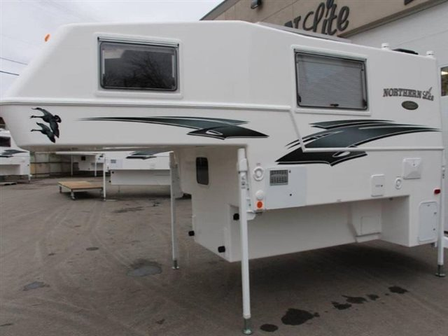 2021 Northern Lite Limited Edition 8-11EXLEDB Face-to-Face Dinette at Prosser's Premium RV Outlet