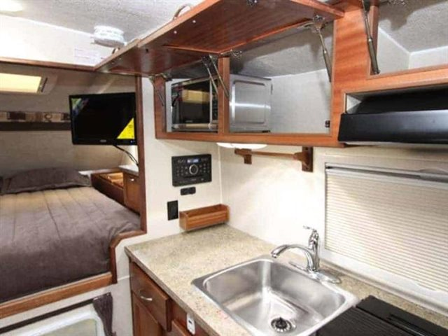 2021 Northern Lite Special Edition 10-2EXSEWB Face-to-Face Dinette at Prosser's Premium RV Outlet