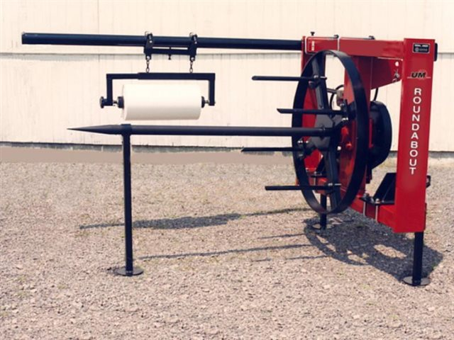 Round-About Hay Tool at Keating Tractor
