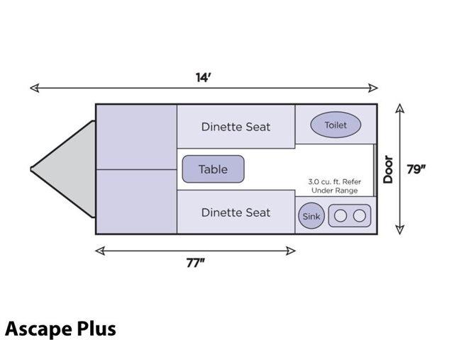 Ascape Plus at Prosser's Premium RV Outlet