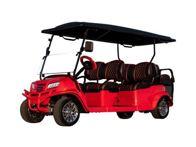 Lifted at Bulldog Golf Cars