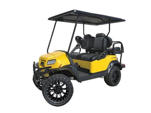 Sunshine 4 Passenger Lifted at Bulldog Golf Cars