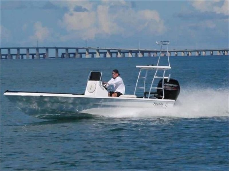Piranha Boats at Powersports St. Augustine