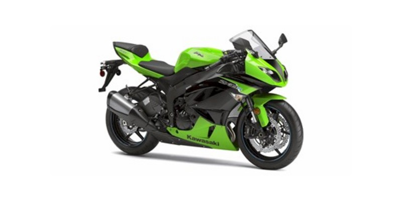 2012 Kawasaki Ninja ZX-6R at Pete's Cycle Co., Severna Park, MD 21146