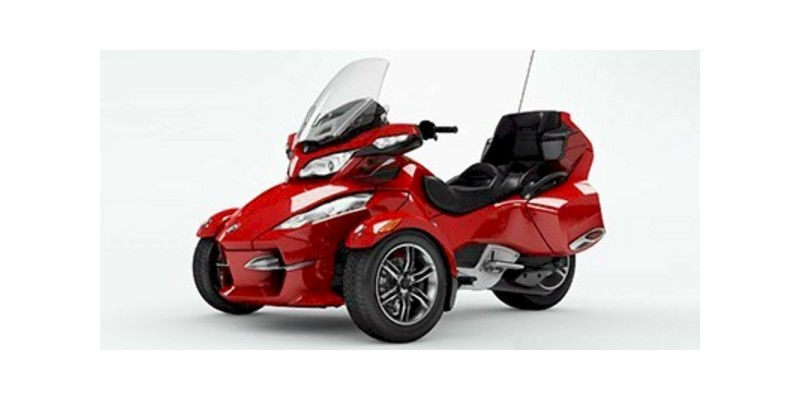 2012 Can-Am Spyder Roadster RT-S at Southwest Cycle, Cape Coral, FL 33909